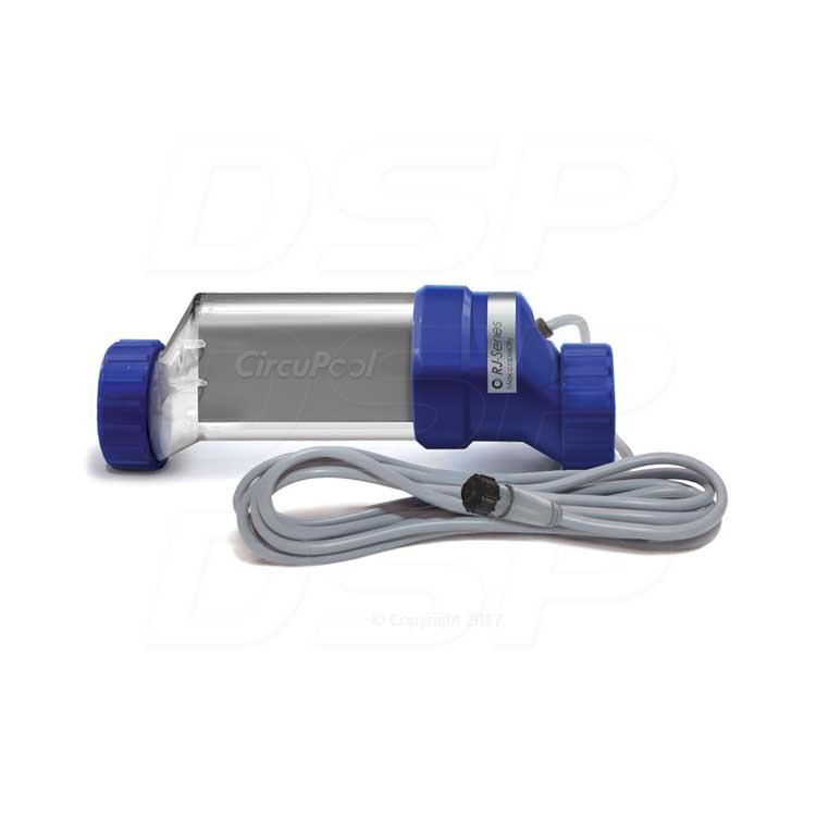 CircuPool RJ45 Saltwater Chlorinator for up to 45000 gallon salt