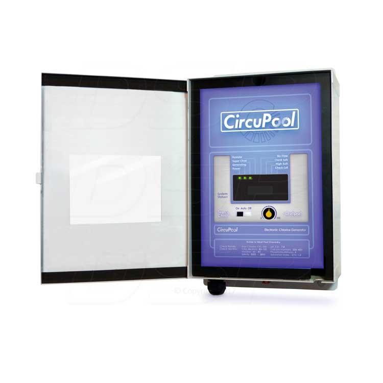 Circupool Universal40 Saltwater Chlorinator For Any Salt