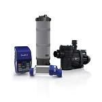 Ultimate Combo (Medium Pools) - (RJ-30 Salt System. VJ-2 Pump, and CJ-150 Filter)
