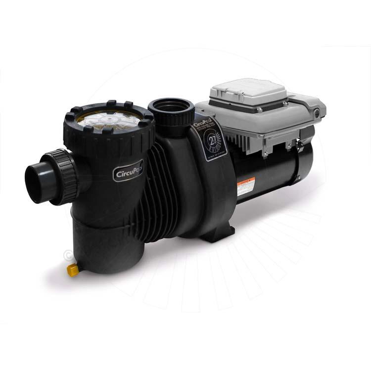 Circupool Vj 3 Enduraflo Energy Efficient Programmable Variable Speed Swimming Pool Pump