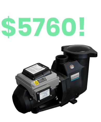 CircuPool SmartFlo Variable Speed Pool Pump