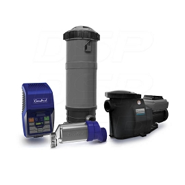 Ultimate Combo (Medium Pools) - (RJ-30 Salt System, SmartFlo® 1.5 THP VS Pump, and CJ-180 Filter)