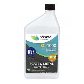 Orenda SC-1000 Scale + Metal Control - One Quart