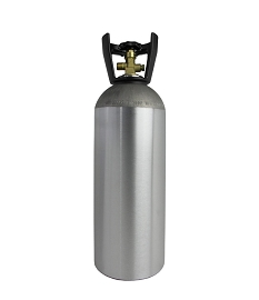 20lb CO2 Tank - for pH management systems
