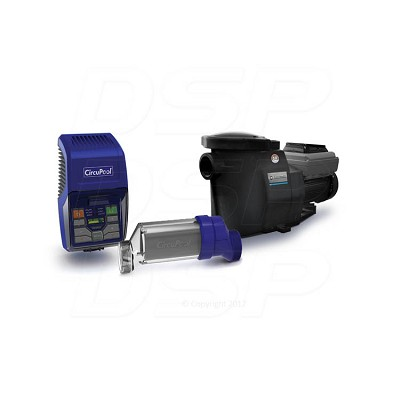 Classic Combo (Small Pools) - (RJ-20 PLUS Salt System + SmartFlo® VS Pump - 1.5 THP)