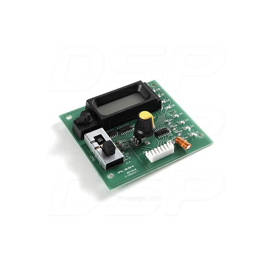 Replacement Display PCB for Hayward AquaRite Circuit Board GLX-PCB-DSP  (Aftermarket)