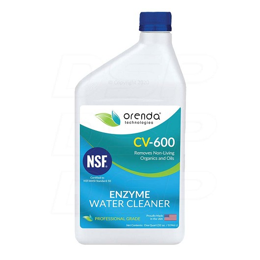 Orenda CV-600 Enzyme Water Cleaner  - One Quart