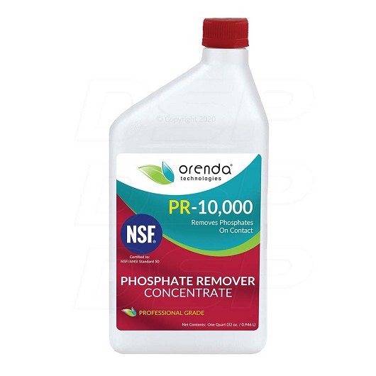 Orenda PR-10000 Phosphate Remover Concentrate - One Quart