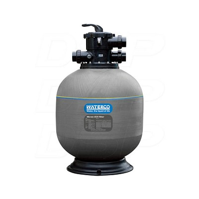 "Waterco Micron S602 ECO -24 "" Sand Filter - Top Mount 2"" Plumbing"